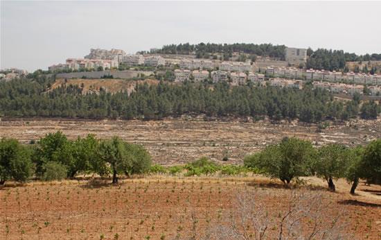Un nuovo insediamento ebraico alle porte di Betlemme?