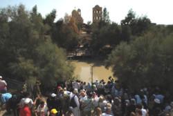 In riva al Giordano presto una nuova meta per i pellegrini