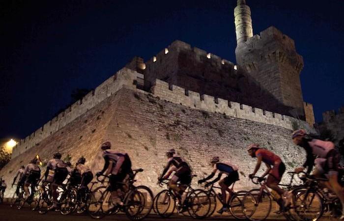Giro d'Italia: un appello contro la partenza da Israele