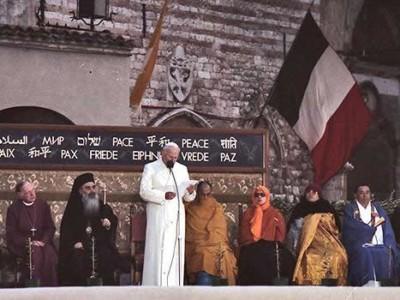 Ripartire da Assisi