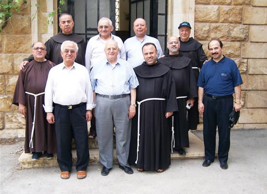 I francescani in Siria
