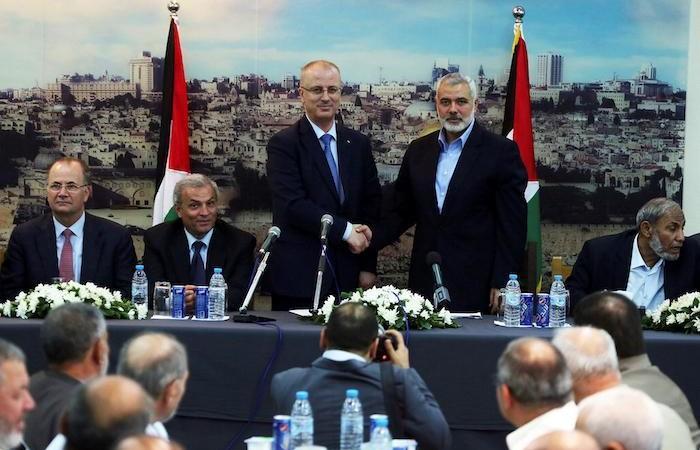 Nella Striscia di Gaza Hamas si fa da parte