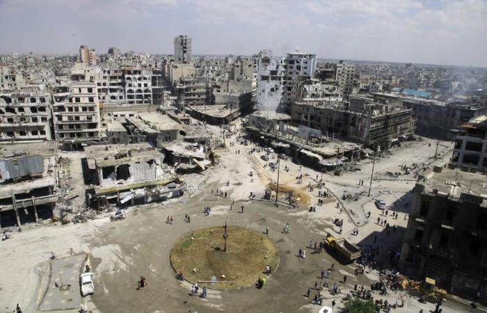 Rapporto Pax: Damasco altera la fisionomia di Homs