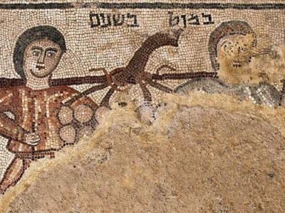 L'arte giudaica del Quinto secolo, vivace e prospera