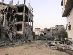 Striscia di Gaza, dal 2014 ricostruzione al rallentatore