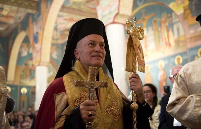 Si è insediato l'arcivescovo melchita Yasser el Ayyash