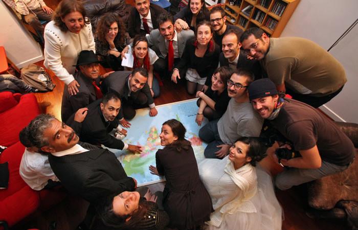 <i>Io sto con la sposa</i>, diritti senza frontiere