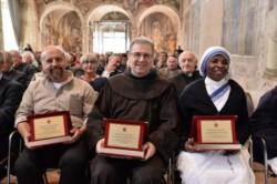 Il Premio Cuore Amico alla Custodia di Terra Santa