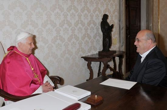 L'ambasciatore Lewy ai cattolici: non siate anti-israeliani
