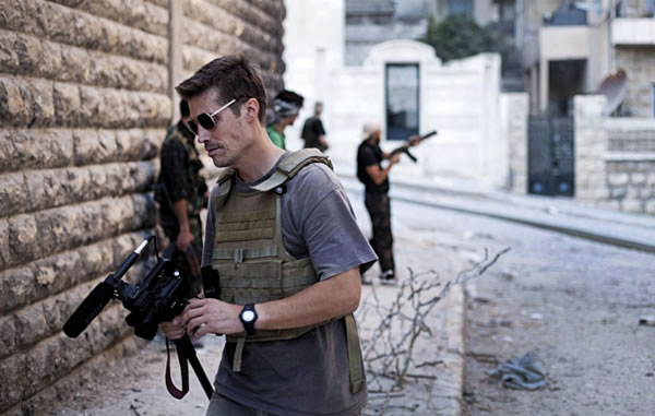 Siria, anche per i giornalisti una guerra a caro prezzo