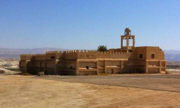 Fiume Giordano, riapre il monastero di San Giovanni Battista