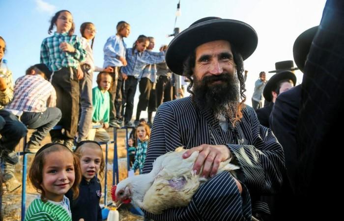 I preparativi per lo Yom Kippur