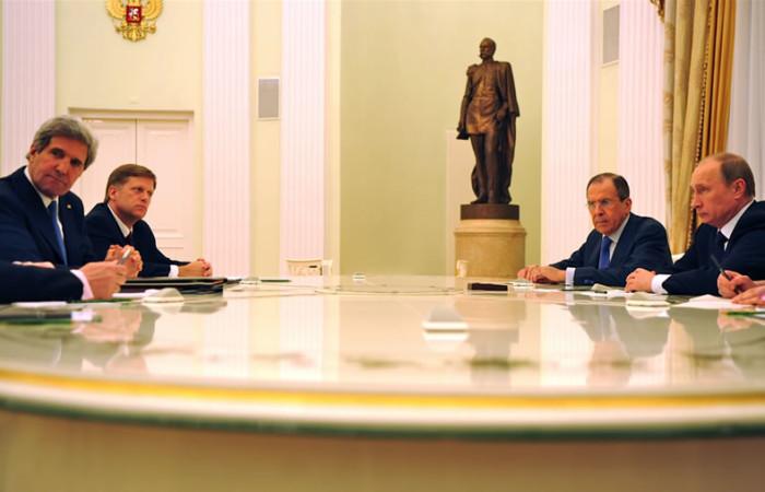 Da Usa e Russia iniziativa congiunta per la pace in Siria