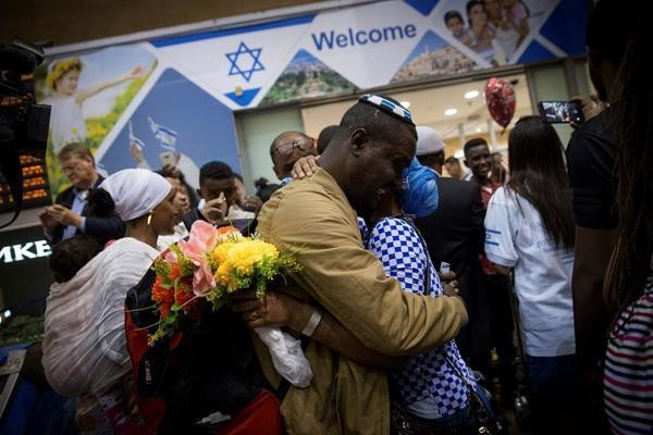 Israele apre le porte a mille falashamura etiopi
