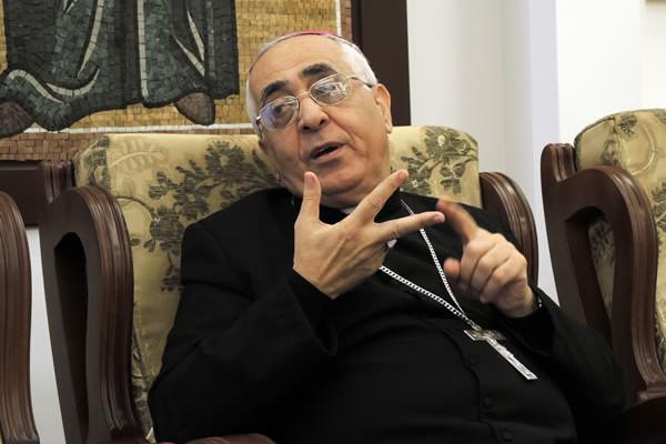Papa Francesco invia una parola di speranza ai cristiani di Amman
