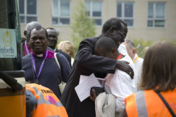 Anglicani a Gerusalemme per discutere sul futuro