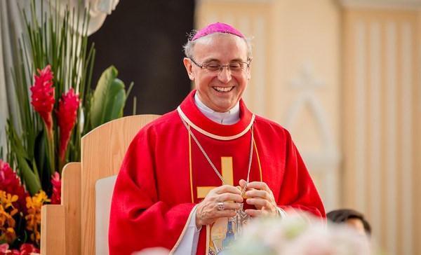 Mons. Girelli rappresenterà il Papa in Terra Santa e a Cipro