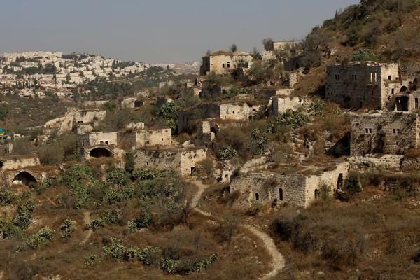 Il Fondo mondiale per i monumenti: «Salviamo Lifta!»