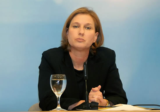 Profilo. Tzipi Livni, declino di una leader