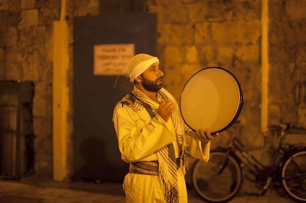 Michel, una voce nella notte
