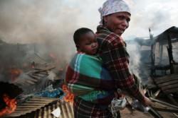 Raggiunge Israele l'onda lunga di Mugabe