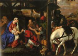 Betlemme, Natale di Salvezza