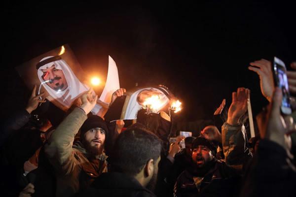 Iran e Arabia Saudita, 2016 alba tragica