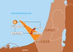 Il gas di Gaza