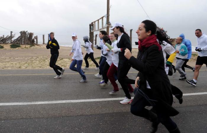 Striscia di Gaza, 2013 senza maratona