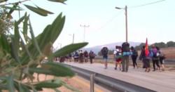 Video – Cinquanta giovani alla Marcia francescana in Terra Santa