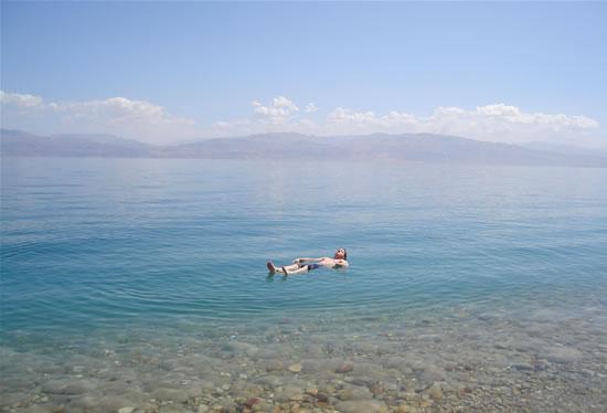 Da Gerico difficile accesso al Mar Morto per i palestinesi