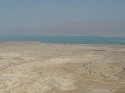 Mar Morto, coma irreversibile?