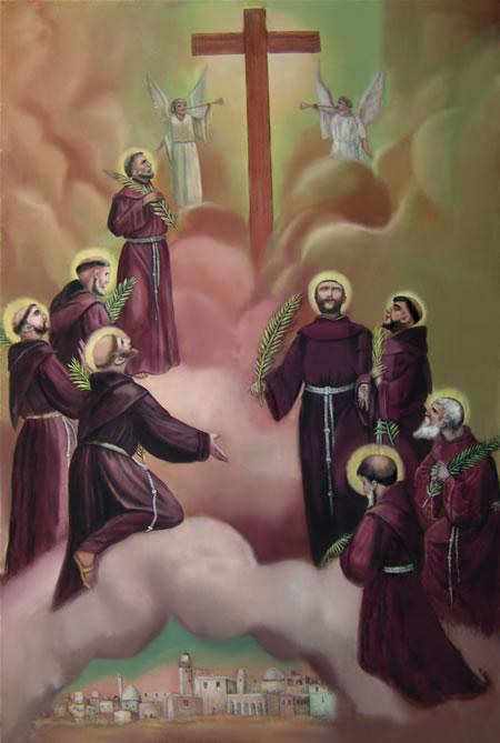 A Damasco i cattolici celebrano i 150 anni dal martirio di 11 beati