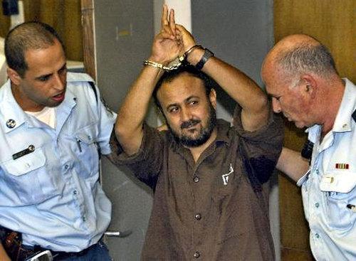 Brilla la stella di Barghuti, il leader prigioniero d'Israele