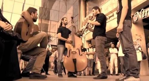 <i>Mashru Wamda</i>, un lampo di vita nella capitale siriana