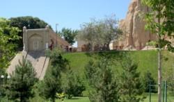 La lunga tomba di Daniele