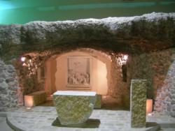 In Siria una nuova cappella attende i pellegrini