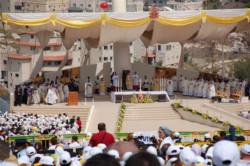 Papa Joseph nella città di Maria