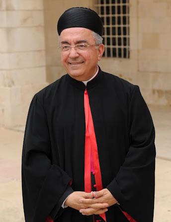 Parole di gratitudine per mons. Chihane, nuovo vescovo maronita al Cairo