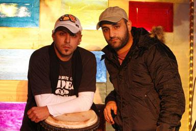 Due rapper libanesi, la milizia di Dio