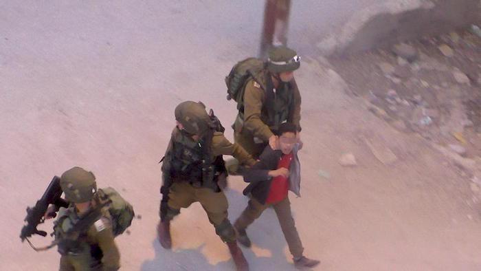 Sui minori palestinesi continui soprusi dalle forze di sicurezza