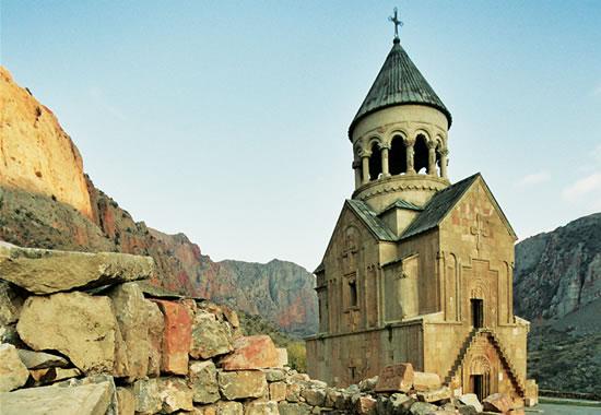 Armenia. Nel Paese delle croci
