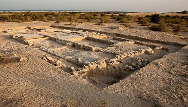 Emirati, terra di monaci cristiani