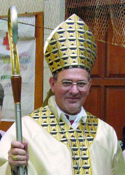 Assassinato mons. Luigi Padovese, vicario apostolico dell'Anatolia