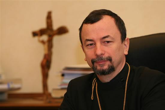 L'arcivescovo Vasil': «La mia missione? Mettermi in ascolto»