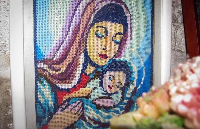 «Amore materno». Foto scattata da un ex detenuto musulmano, esprime ciò che per lui rappresenta House of Grace. (foto House of Grace)