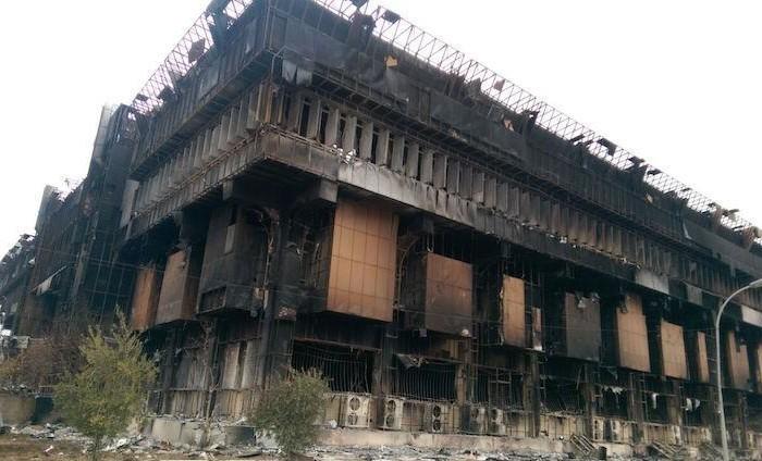 L'Università di Mosul riparte dalla biblioteca