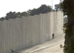 Dieci anni di muro