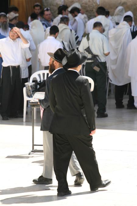 Oltre Meah Shearim