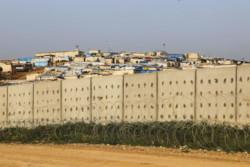 Un nuovo muro in Medio Oriente, tra Turchia e Siria
